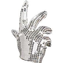 Rubies Costume Co Michael Jackson Sequin Glove