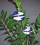 2 Boules d'irrigation en jeu Bleu Boules d'arrosage soin des plantes