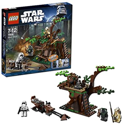 Lego Star Wars Ewok Attack 7956 from LEGO