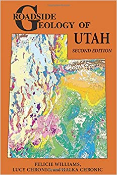 Book Roadside Geology of Utah