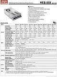 Mean Well NES-350-12 12V 350 Watt Ul Switching