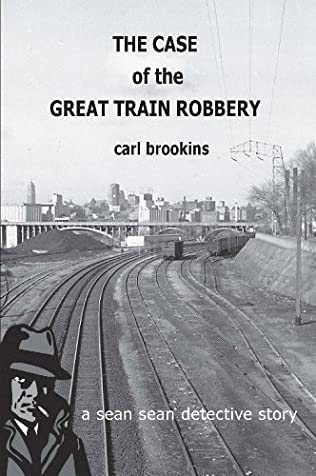 book cover of The Case of the Great Train Robbery