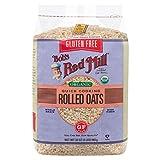 Bob´s Red Mill Avena Rolada Rápida Cocción Gluten Free Orgánico, 907 g