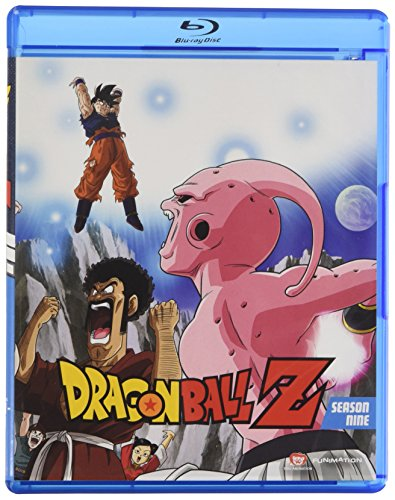 Blu-ray : Dragon Ball Z: Season 9 (Boxed Set, Dubbed, , 4 Disc)