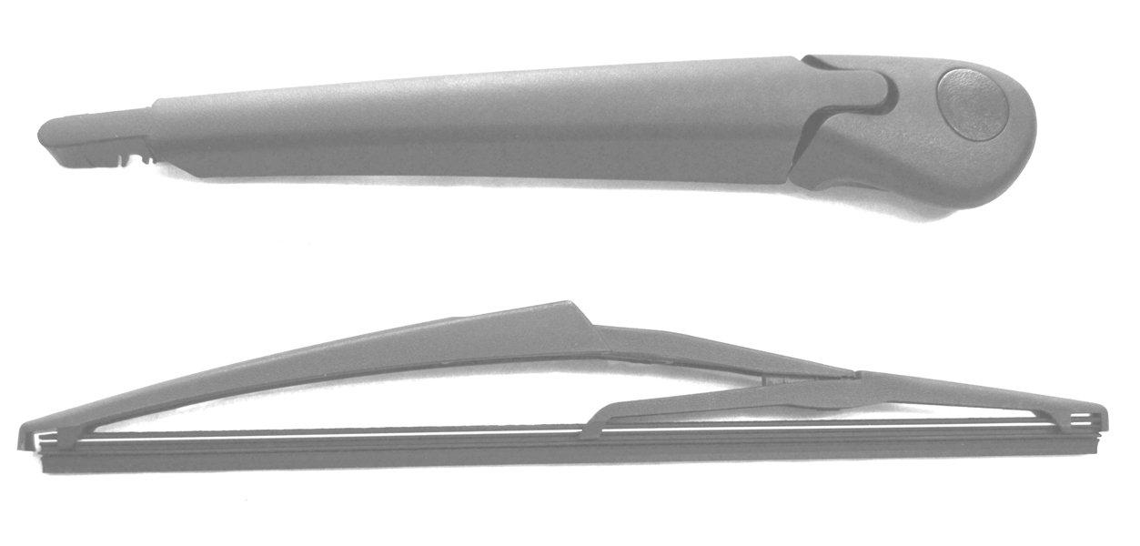 Limpiaparabrisas trasero y brazo del limpiaparabrisas RA654: Amazon ...