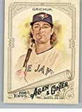 2018 Topps Allen and Ginter Baseball #61 Randal Grichuk Toronto Blue Jays Official MLB Trading Card