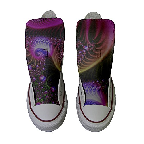 Converse Customized Chaussures Coutume (produit artisanal) Disco Fantasy
