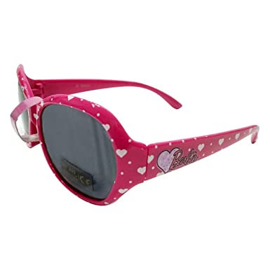 466473baf1d5 Barbie UV Protected Wrap-Around Girl's Sunglasses - (MBE-EW026 50 Pink  Color Lens): Amazon.in: Clothing & Accessories