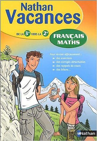 Téléchargements gratuits de livres électroniques Français Maths : De la 3e vers la 2e iBook 2091853429
