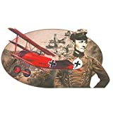 Dragon Models 1/48 Fokker Dr. I, Red Baron - Knights of the Sky Collection Airplane Model Building Kit