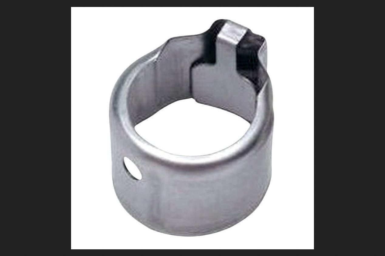 1//2 Nominal Diameter Stainless Steel Zurn QCLP3X QickClamp Crimp Ring Pack of 100