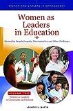 Women as Leaders in Education, , 0313391696
