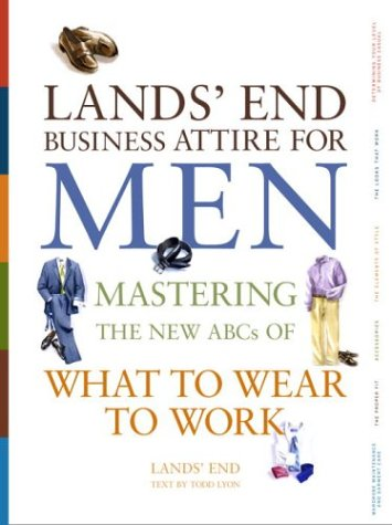 Lands' End Business Attire for Men