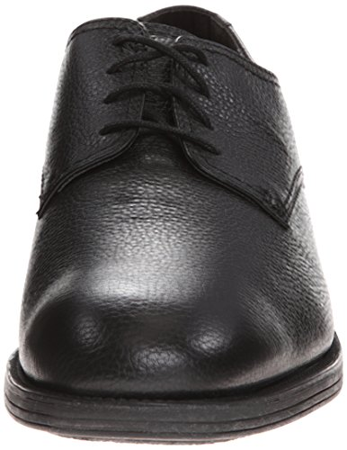 Hush Puppies Mens Plane Oxford Black FVMZS