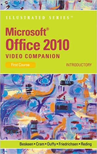 microsoft office 2010 introductory completed assignments