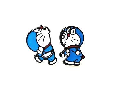 amazon com magna anime cartoon doraemon doremon blue cat cartoon