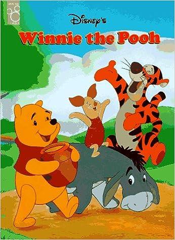395db166099c Walt Disney s Winnie the Pooh (Disney Classics) Hardcover – April 1