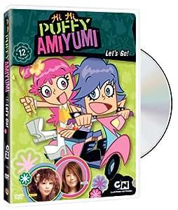 Hi Hi Puffy AmiYumi - Let's Go!
