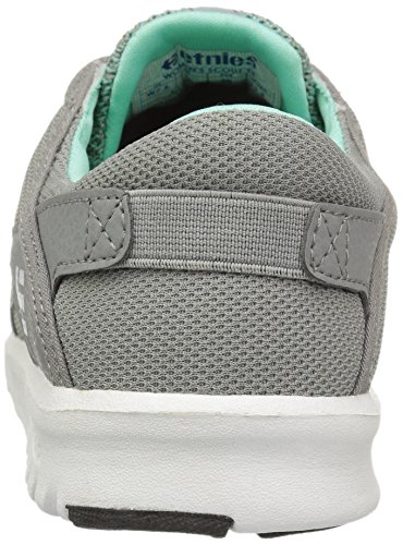 Etnies Scout Yb W's, Color: Grey, Size: 36 Eu / 5.5 Us / 3.5 Uk