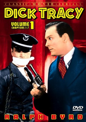 DVD : Dick Tracy Serial 1 (chapters 1-7) (Black & White)