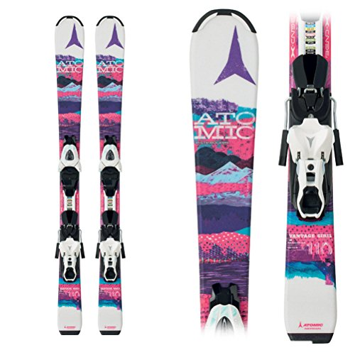 Atomic Vantage Girl III Skis  XTE 7 Bindings Girls 2015 - 140 Kids