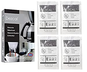 Urnex Dezcal Activated Scale Remove