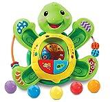 VTech Pop-a-Balls Twirl & Pop Turtle
