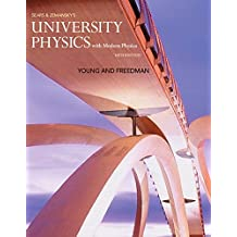 University Physics with Modern Physics (14th Edition)