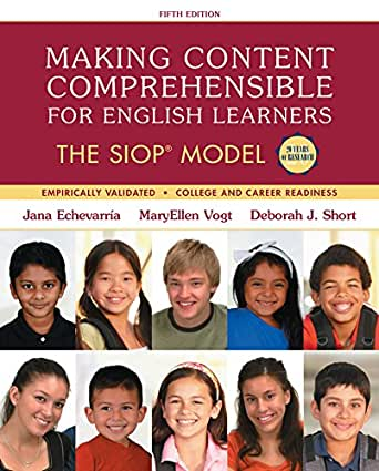 Unlocking English Learners Potential: Strategies for making content accessible