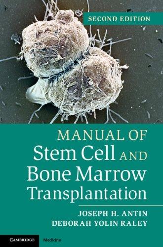 Manual of Stem Cell and Bone Marrow Transplantation - medicalbooks.filipinodoctors.org