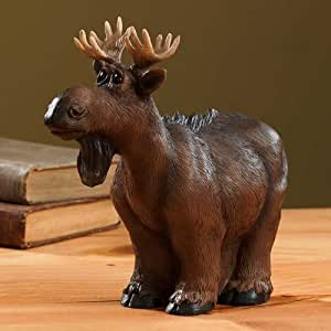 moose coin bank