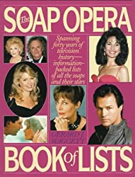 The Soap Opera Book of Lists