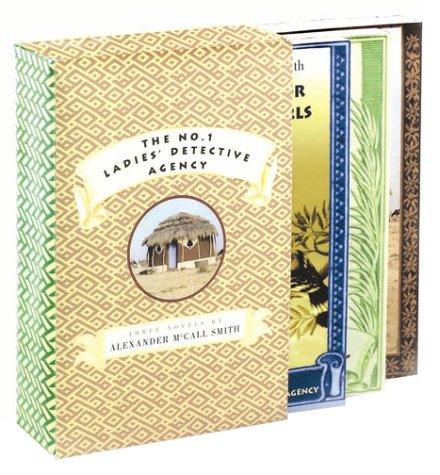 No. 1 Ladies Detective Agency, Box Set: The No. 1 Ladies Detective Agency, Tears of the Giraffe, Morality for Beautiful Girls. - Book  of the No. 1 Ladies' Detective Agency
