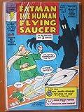 Fatman the Human Flying Saucer #3, August 1967