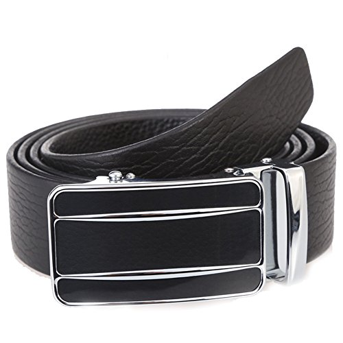 Men Business Leather Belt/Leather Belts/Casual Youth Belt-C One Size by ESDRFG (Image #1)
