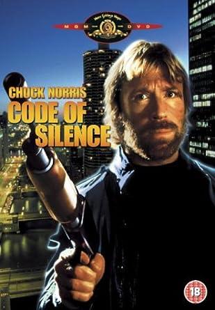 Code of Silence [Reino Unido] [DVD]: Amazon.es: Chuck Norris ...