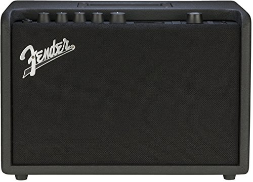 Fender Mustang GT 40 Bluetooth Enabled Solid State Modeling Guitar Amplifier (Best Guitar Amp App)