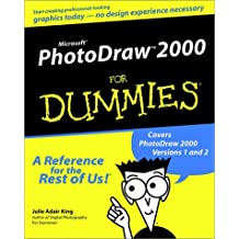 Microsoft PhotoDraw 2000 For Dummies