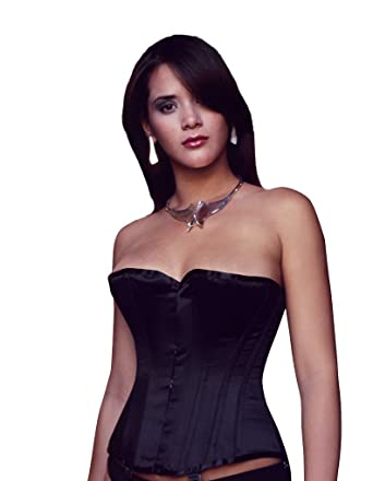 b3168adcf31 Vollers Victoriana Satin Corset V1905 at Amazon Women s Clothing store