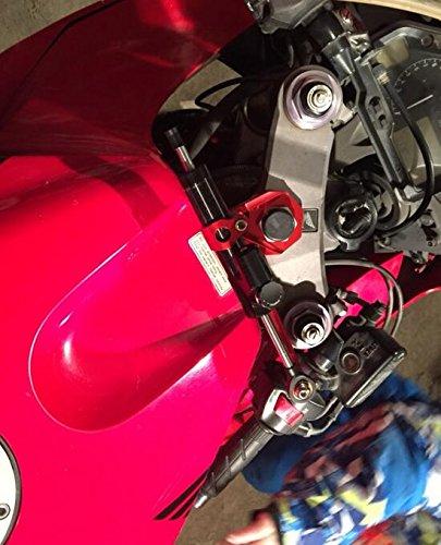 FXCNC Racing CNC Aluminum Short Adjustable Brake Clutch Levers for Kawasaki Ninja 250 EX250 1998-2007