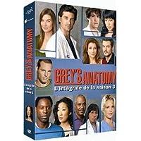 Grey's Anatomy : L'intégrale saison 3