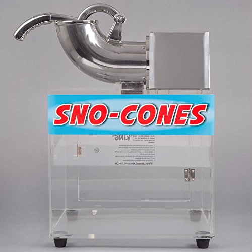 snow king snow cone machine - 8