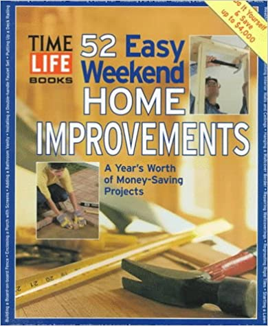 "52 Easy Weekend Home Improvements ""Which?"" Guide to Buying Property Abroad"