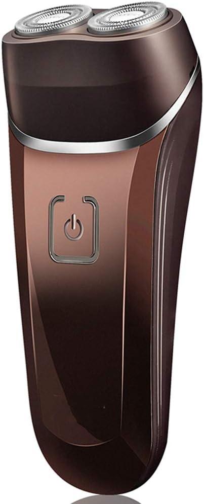 HM-Shaver Rasuradora de Afeitar eléctrica para Hombres 2 Cuchilla ...