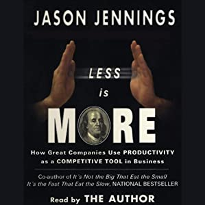 Less Is More Audiobook