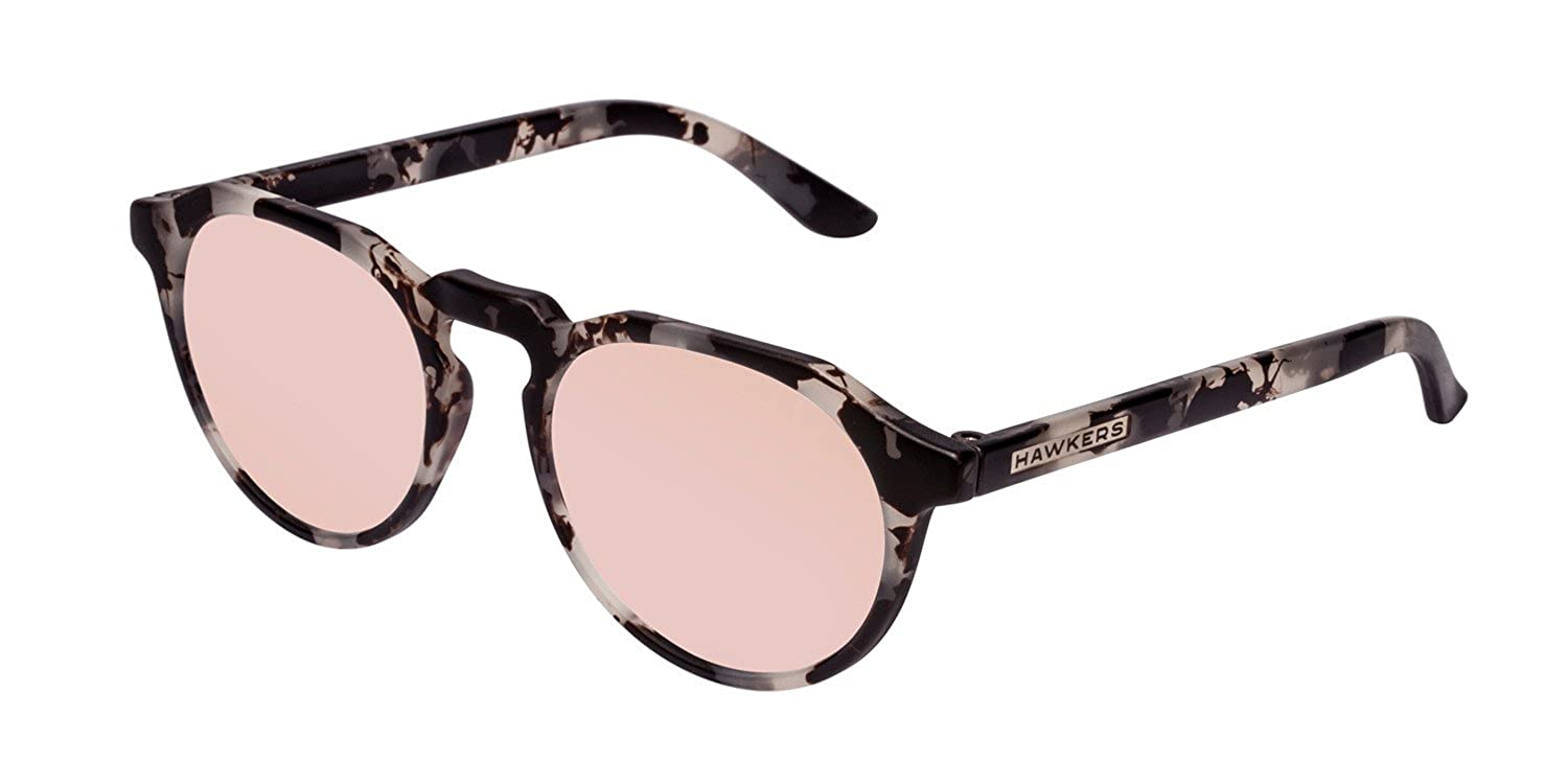 Hawkers Carey Grey Rose Gold Warwick, Gafas de Sol Unisex,...