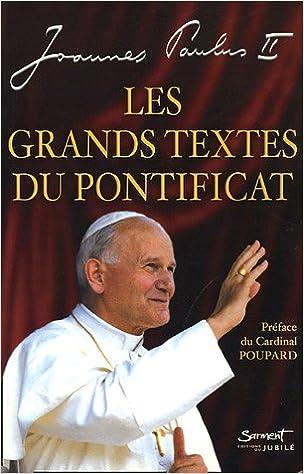 Livre gratuits Les Grands Textes du pontificat pdf