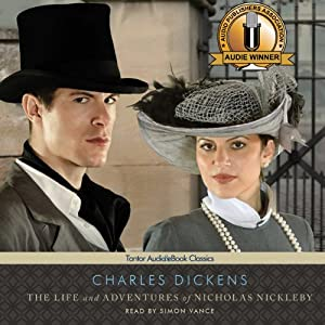 The Life and Adventures of Nicholas Nickleby Hörbuch