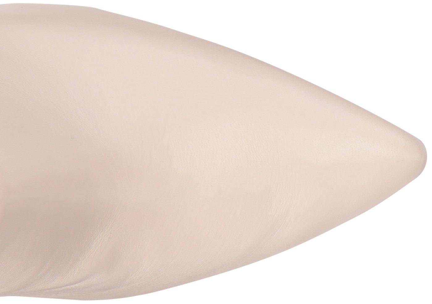 Dolce Vita Women's Ethan Fashion Boot B06ZYW99GF 8.5 B(M) US Ivory Leather