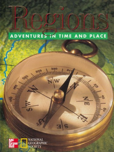 Regions  Adventures In Time And Place  Grade 4